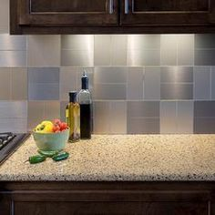 Menards Kitchen Backsplash Panels Acp Aspect Peel Stick Metal