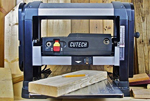 Cutech 40200hc Ct 13 Spiral Cutterhead Planer W Carbide Inserts Professional Model Review Planers Best Cordless Circular Saw Cordless Circular Saw