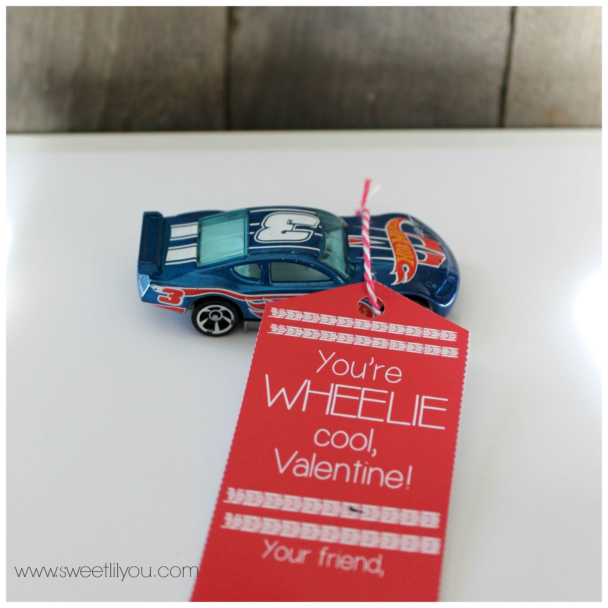 Cool Valentines For Boys U0026 Girls! FREE Printable Tags
