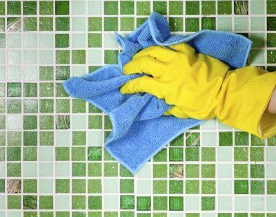 Como lavar os panos de limpeza - OMO