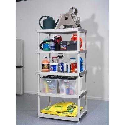 Workforce Workforce 24 In 5 Shelf Storage Organizer
