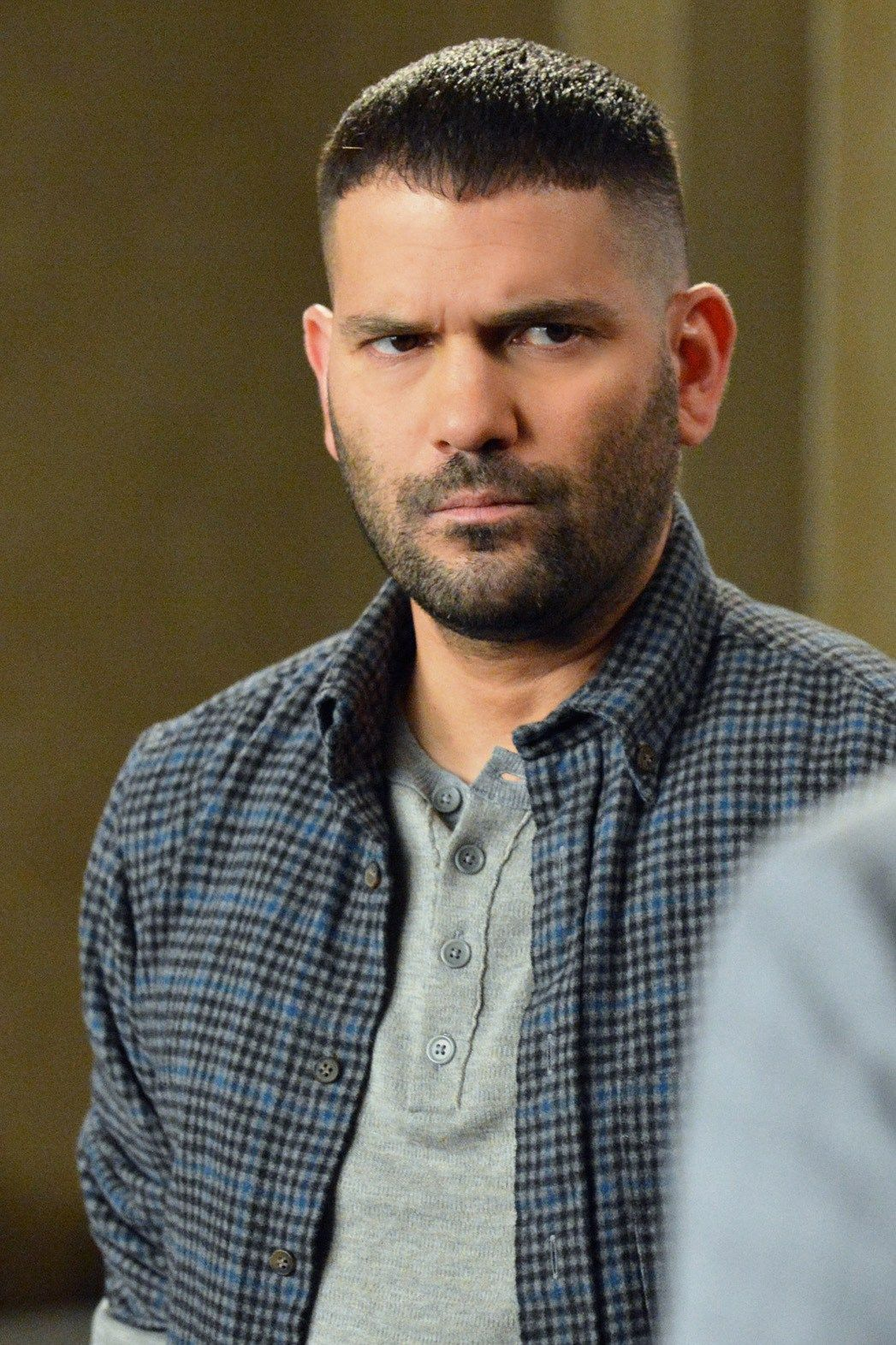 Guillermo Diaz Weeds Out Scandal Scandal