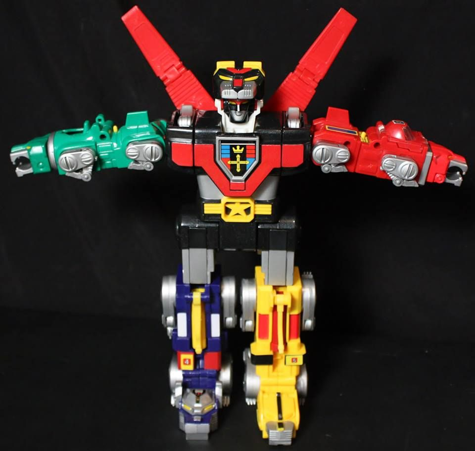 Ready To Form Voltron! Activate Interlock! Dynatherms Connected ...