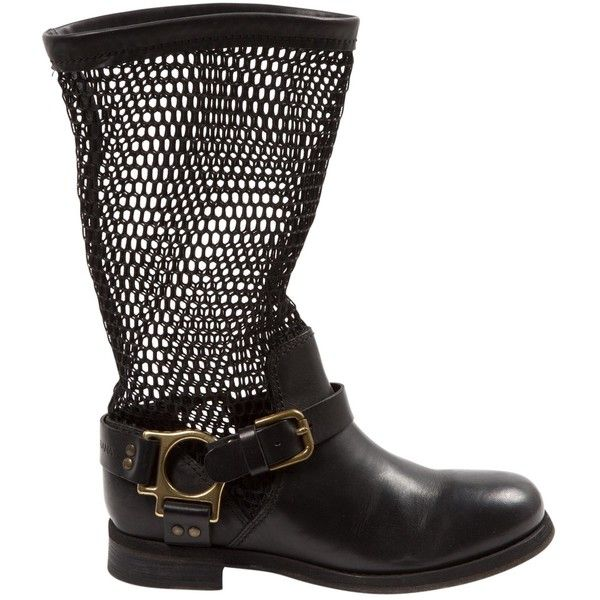Pre-owned - Leather biker boots Dolce & Gabbana r0FKxei2b