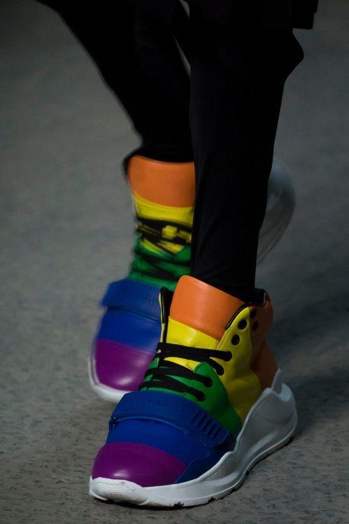 Chaussures repérées sur stars Shoes baskets les 12 défilés c1ZYWPFqcw