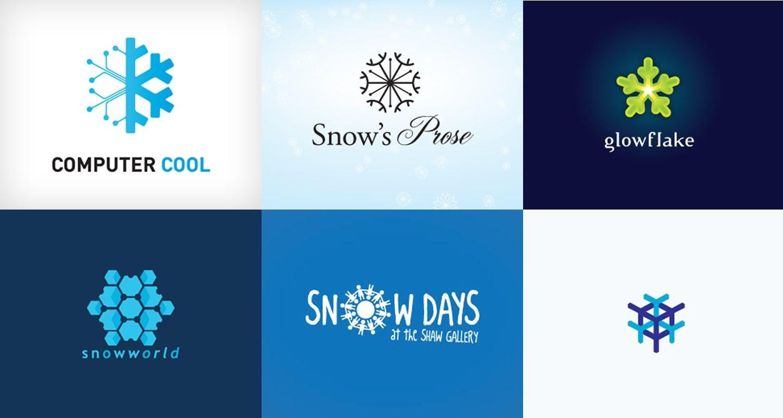 Ideas, Snowflakes and Logos on Pinterest