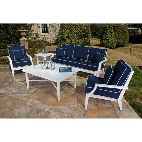 Costco Wholesale Furniture: Seaview 5-piece Deep Seating Set