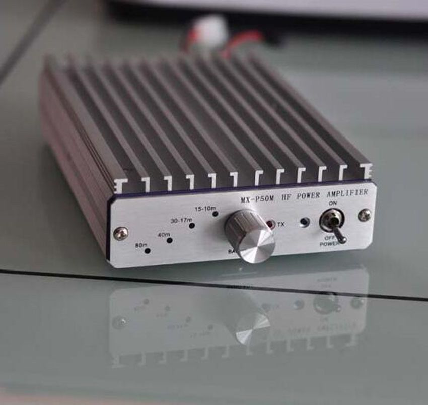 Incredible New Mx P50M Hf Power Amplifier For Ft 817 Icom Ic 703 Download Free Architecture Designs Scobabritishbridgeorg