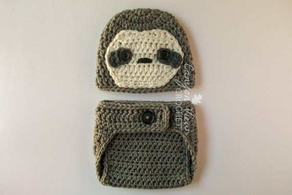 sloth outfit for newborn