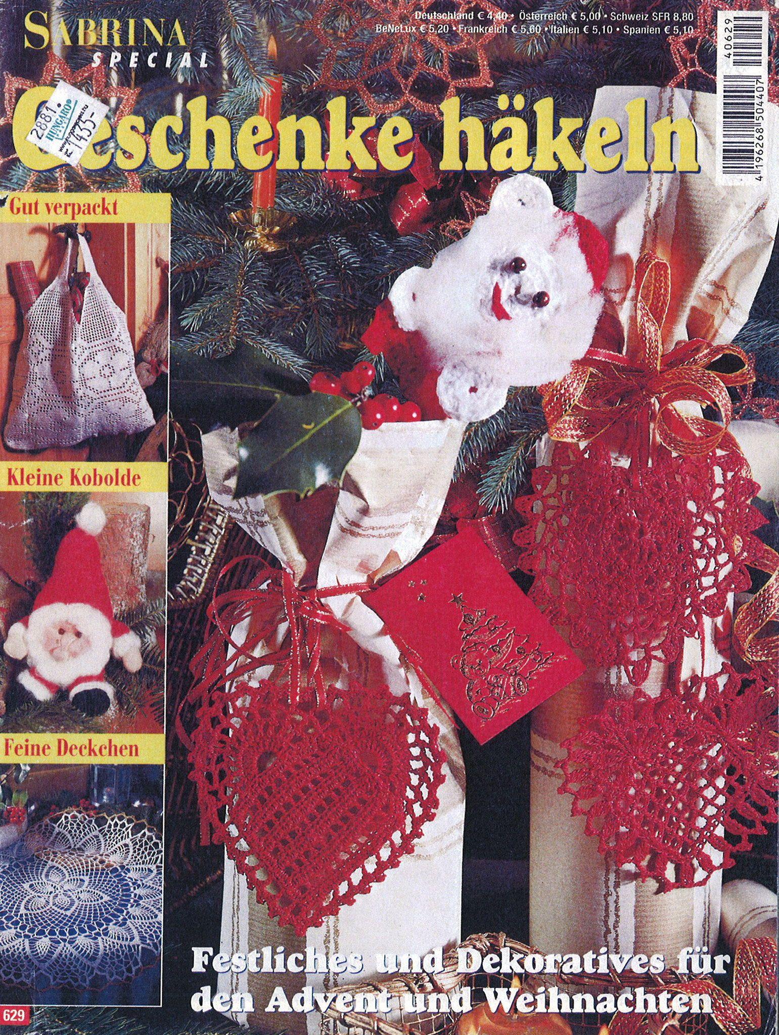 Sabrina Special: Geschenke Hakeln S629 2004
