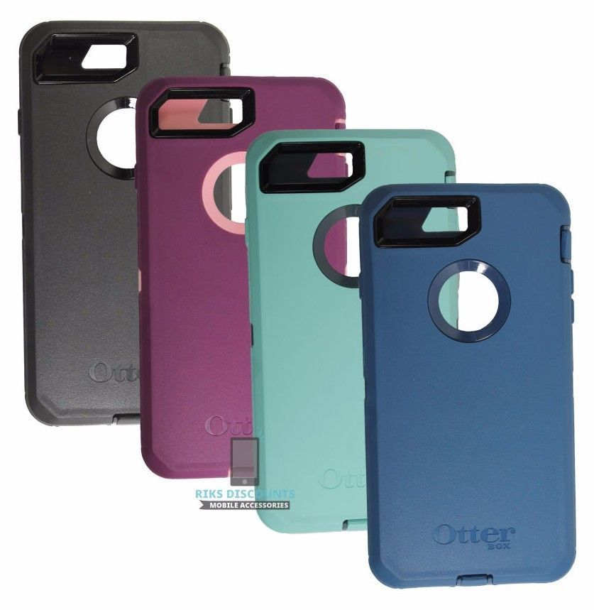 the latest 0e638 ac8ee Genuine Otterbox Defender for Apple iPhone 7 Plus & iPhone 8 Plus ...