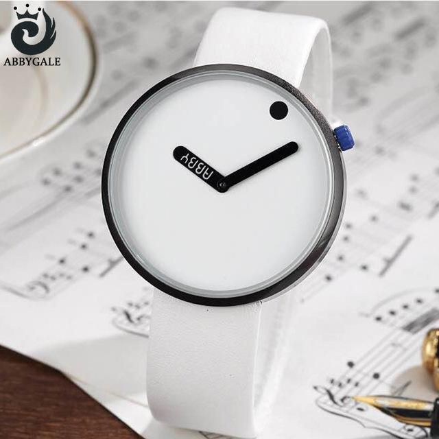 Simple Style Dress Womens Watches Creative Cool Minimalist