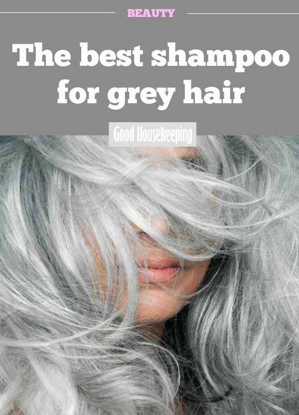 Our favourite shampoos for grey hair