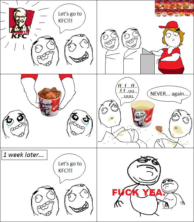 Funny Food Memes Cartoon