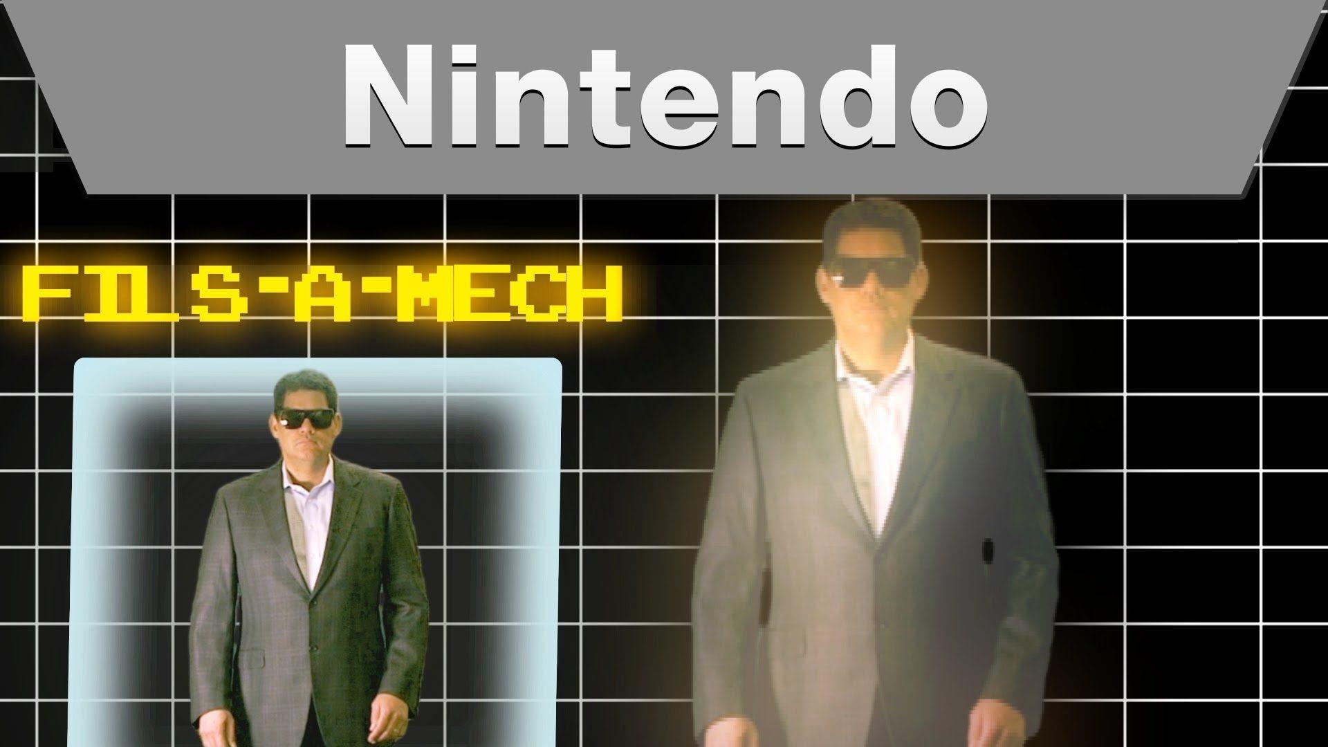 Play Nintendo - Announcing Nintendo @ E3 2014 (with the participation of mega64.com) - #E3 #3DS #WiiU #FilsAMech (why nintendo fans are the best)