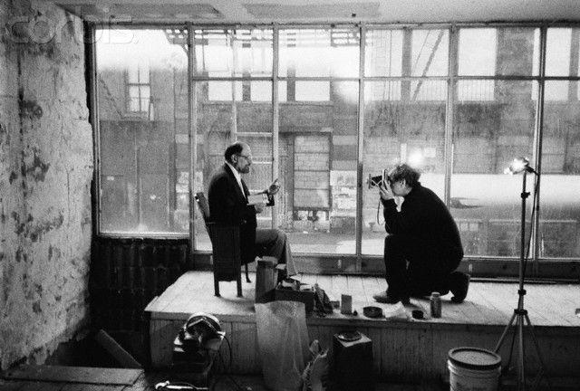Robert Frank & Allen Ginsberg