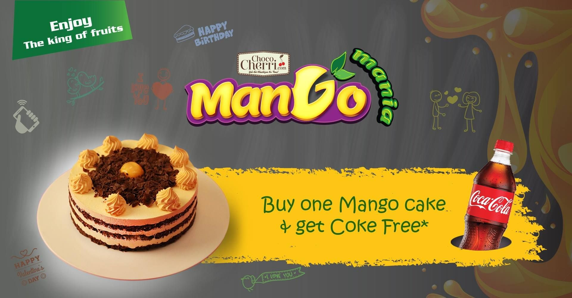 Does the succulent flavor of mango make you crave for more