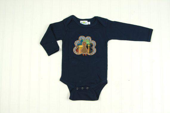 b32b3daff Boys Turkey Shirt - Corduroy Pants - Baby Boys Navy Thanksgiving Outfit -  Boys Camel Cords - Thanks