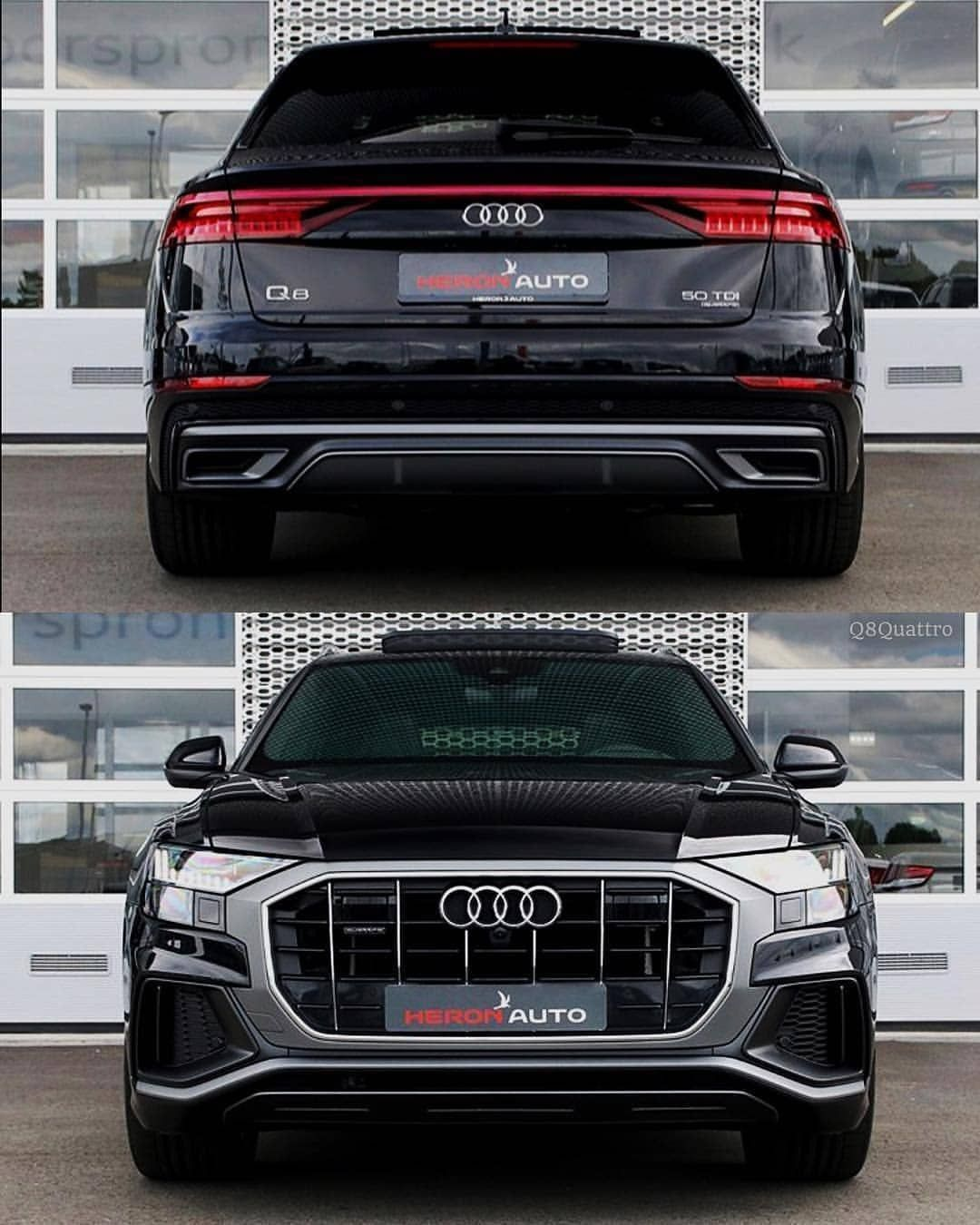 Audi Q8 With Images Audi Audi Cars Suv Cars