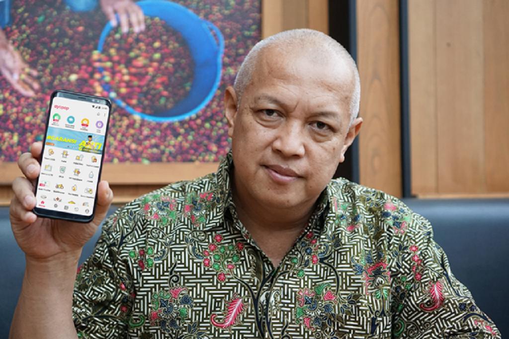 Duniafintech Com Jakarta 04 Oktober 2018 Kehadiran Ayopop Di Dunia Aplikasi Indonesia Tak Lepas Dari Semangat Untuk Memberikan Kemudah Dunia Aplikasi Beri