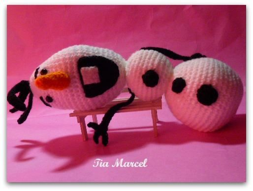 Amigurumi Patterns Olaf : Iepuras amigurumi lucrate personal amigurumi