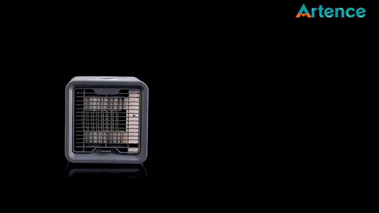 Super Cool USB Mini Portable Air Conditioner Humidifier