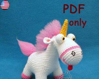 Hero Monster amigurumi crochet PDF pattern by jasminetoys on Etsy