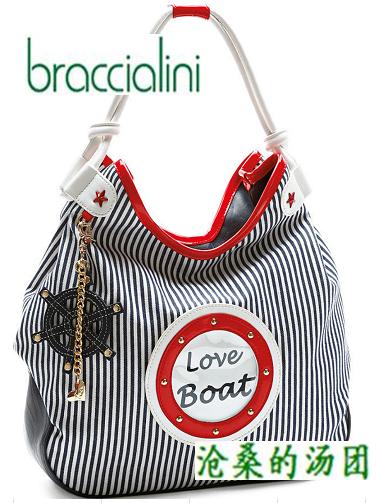fd82b649f2e6 Сумка Braccialini 2012 Loveboat, купить в интернет магазине Nazya.com