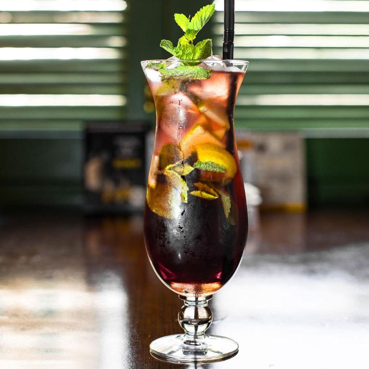 Recette cocktail Cuba Libre #cubalibre