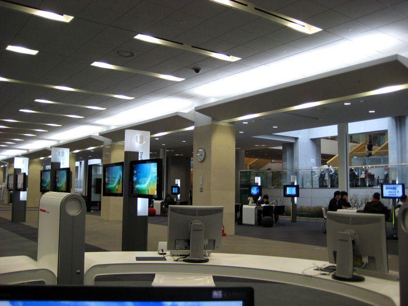 Samsung Library At Yonsei Yonsei University Korea Home Decor