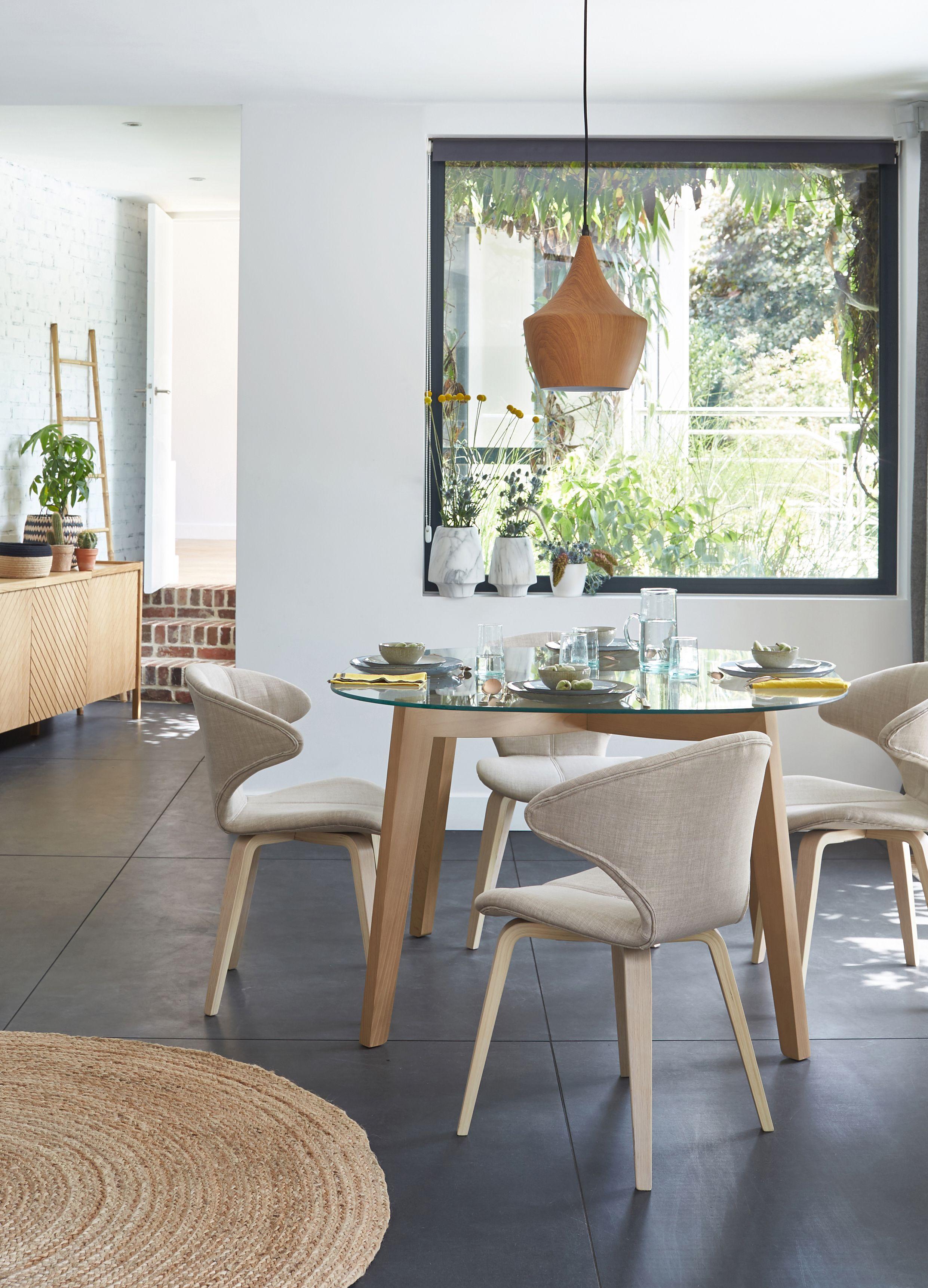 Jardin interieur tendance d coration d co maison alin a salle manger pinterest - Jardin interieur maison ...