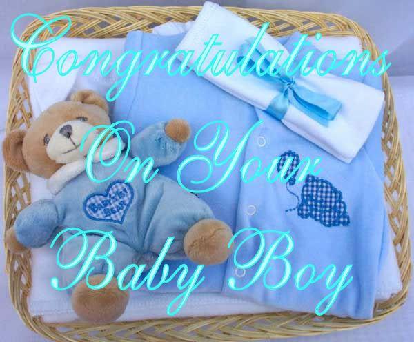 New baby boy! Congrats Pinterest Congratulations baby
