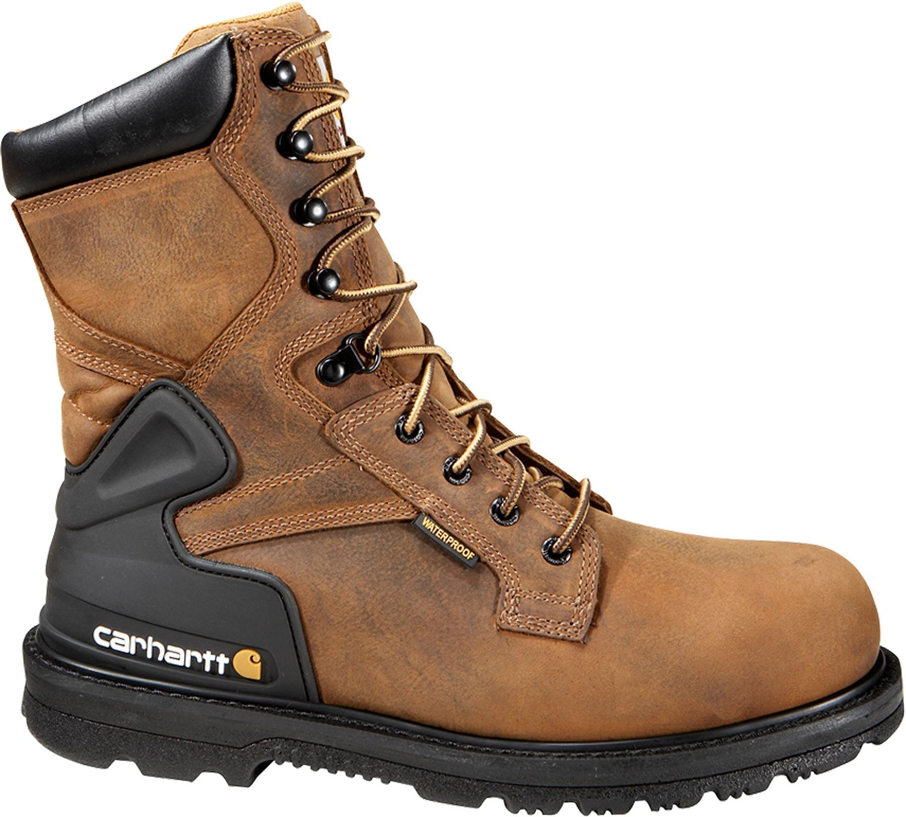 4a91ebd8992 Carhartt Men's Bison 8'' Waterproof Work Boots | Products | Carhartt ...