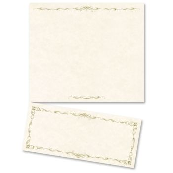 Delicate LetterTop Certificates Certificate - paper direct templates