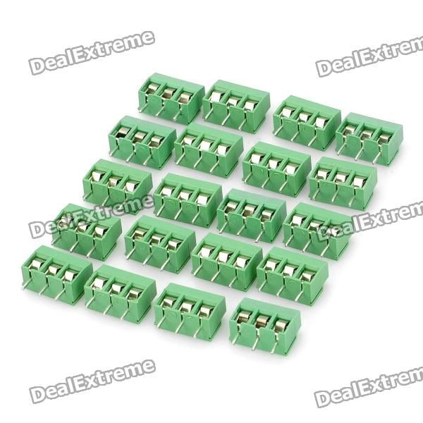 3-Pin Screw Terminal Block Connectors