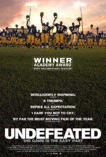 Undefeated / HU DVD 3068 / http://catalog.wrlc.org/cgi-bin/Pwebrecon.cgi?BBID=12572010