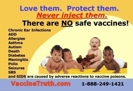 Vaccine Truth - Gods Natural Health Laws