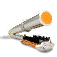 InStyler Poliphop! o jeito natural de fazer escova,Mais que um modelador, InStyler alisa, faz cachos, dá volume, e cria um brilho iluminador para os cabelos, tão fácil quanto fazer uma chapinha! Com uma única mão, você mesma transforma seu cabelo: de crespo em liso radiante, de chapado e sem graça em um cacheado fabuloso; e de rebelde e ressecado em um modelado muito mais elegante e cheio de brilho.  http://www.polishop.vc/escova-in-styler/p?utm_source=PolishopComVC&utm_campaign=31604