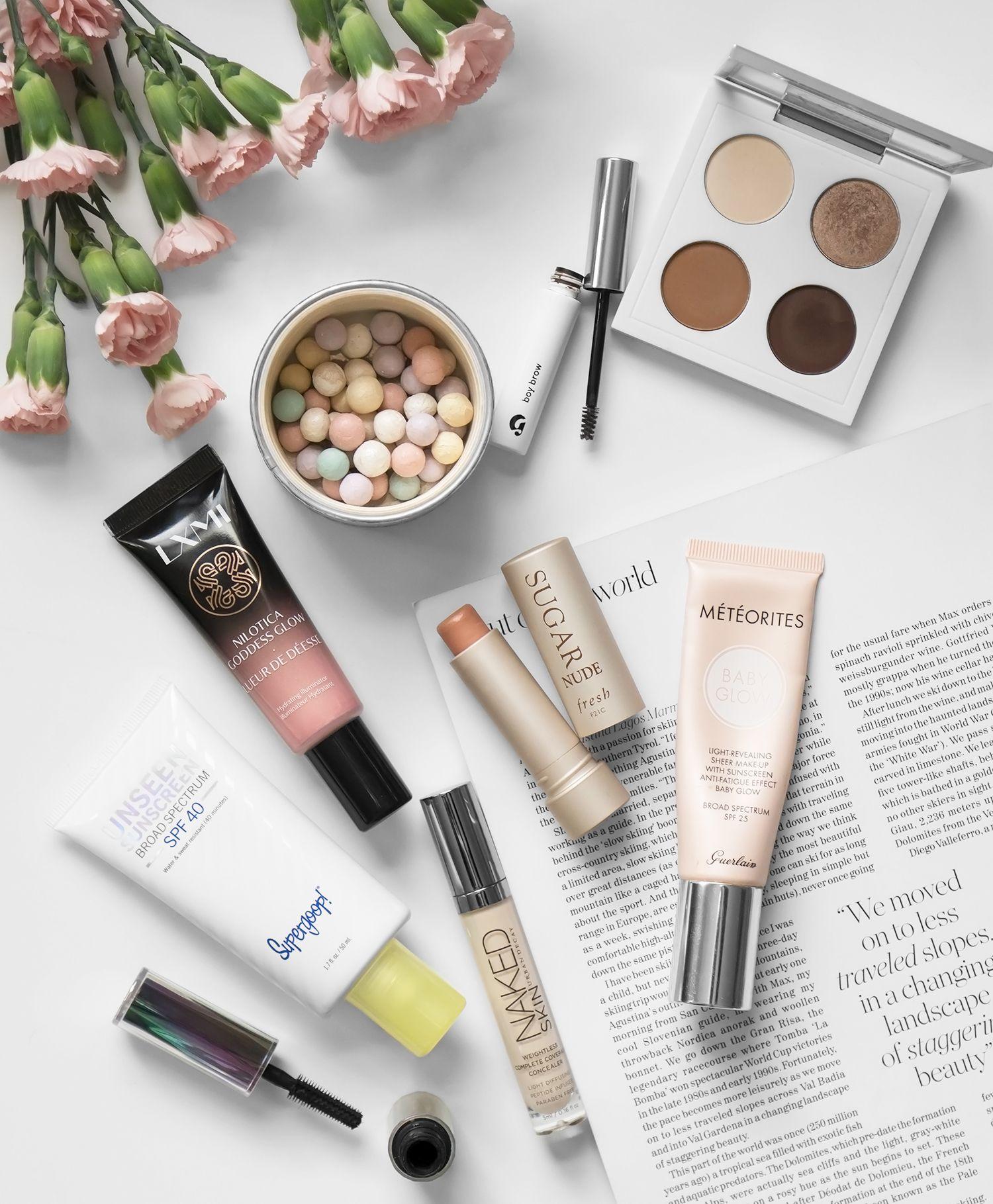 Current NoMakeup Makeup Routine makeup Beauty makeup