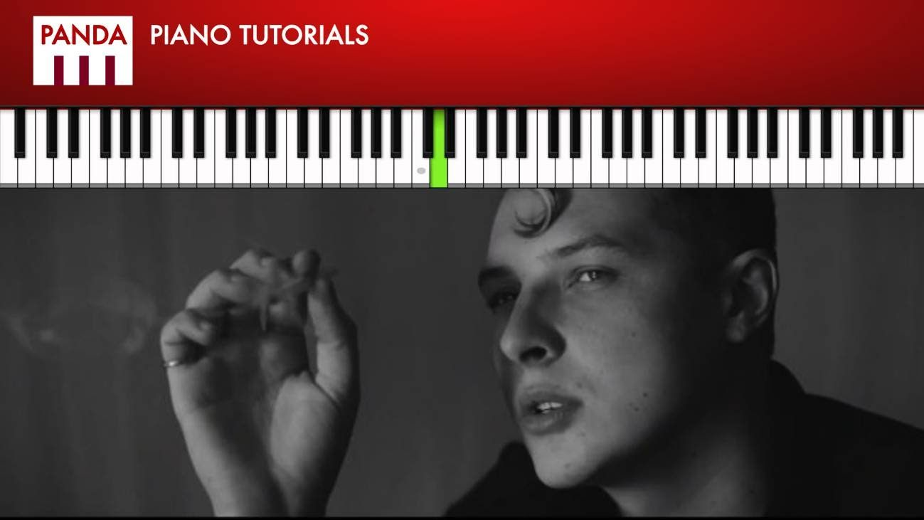 John Newman Come And Get It How To Play Piano Tutorial Chords