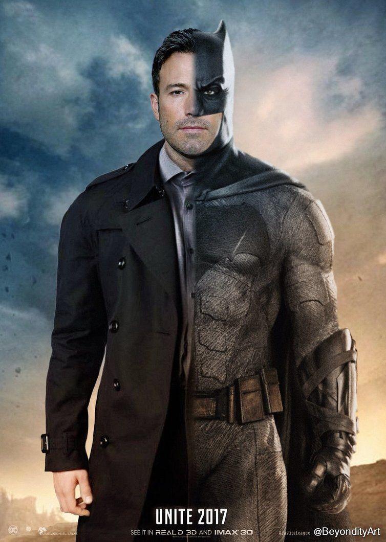 Justice League Bruce Wayne/Batman by BeyondityArt deviantart