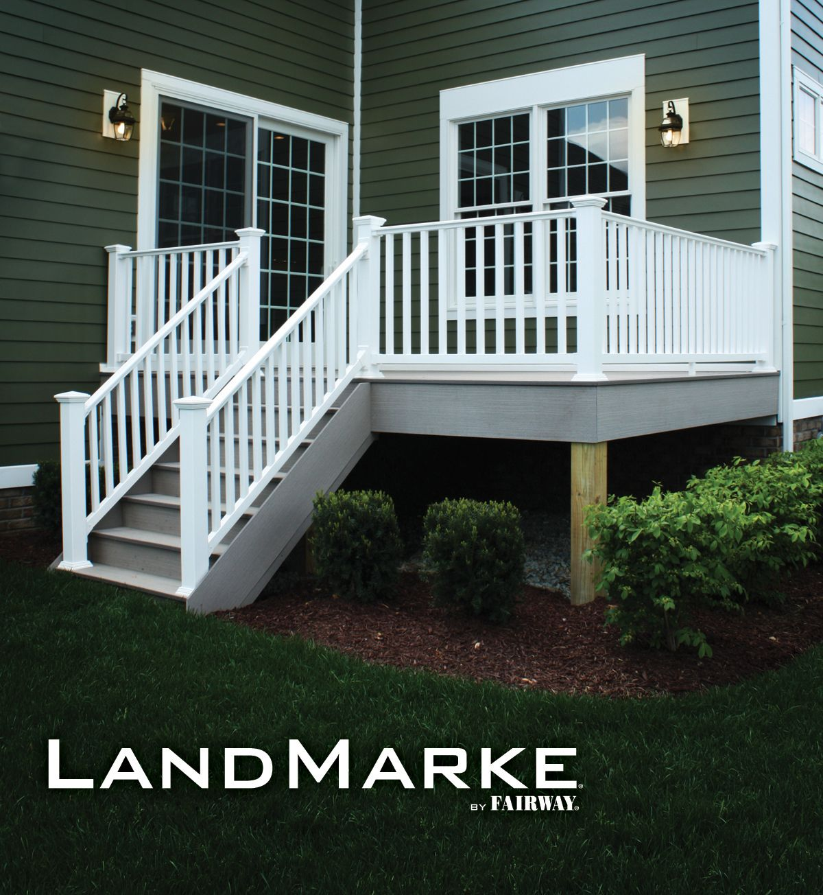 Best Porch And Deck Railing Vinyl • Composite • Aluminum 400 x 300