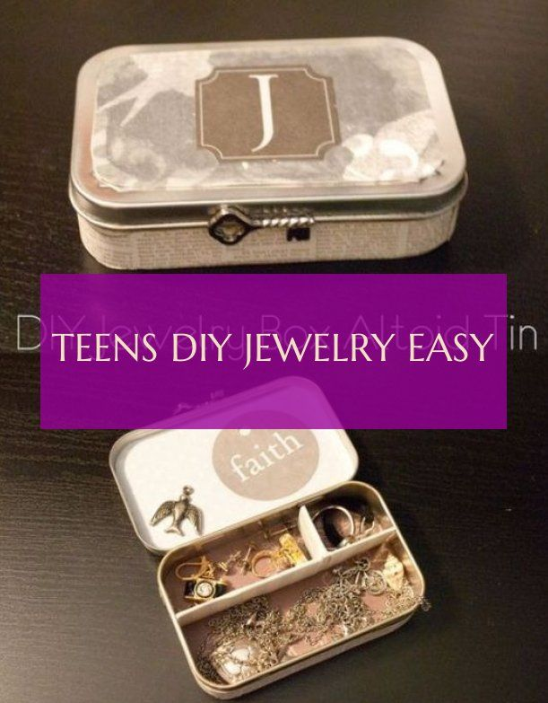 Teens diy jewelry easy