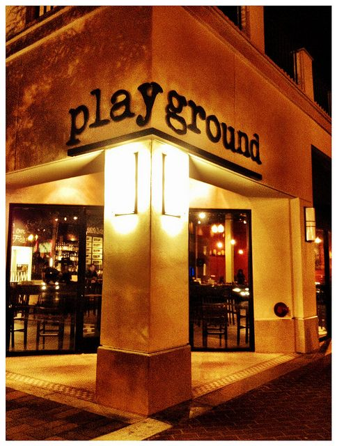 Playground Restaurant Santa Ana Long Beach Places To Eat Cookware