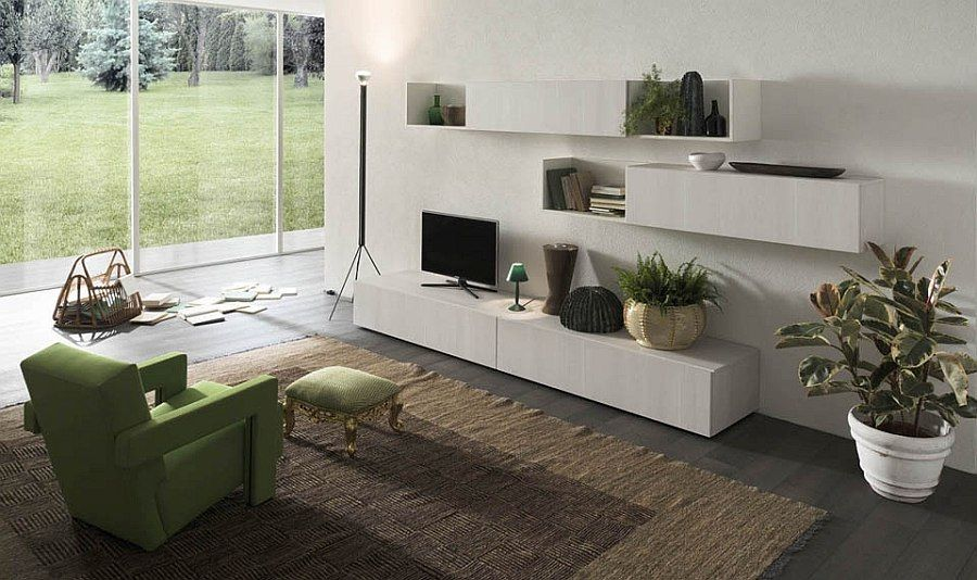 11 Creative Wall Units That Are Eco Friendly Living Room Wall Units Living Room Lounge Living Room Wall