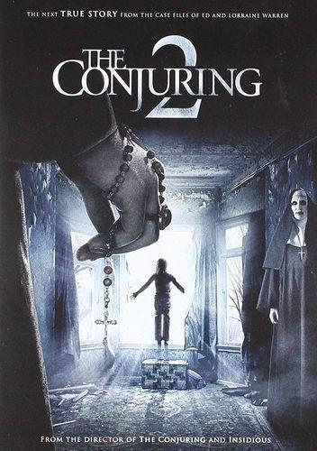 The Conjuring 2 Dvd 2016 Best Buy Peliculas De Miedo Expediente Warren Peliculas De Terror