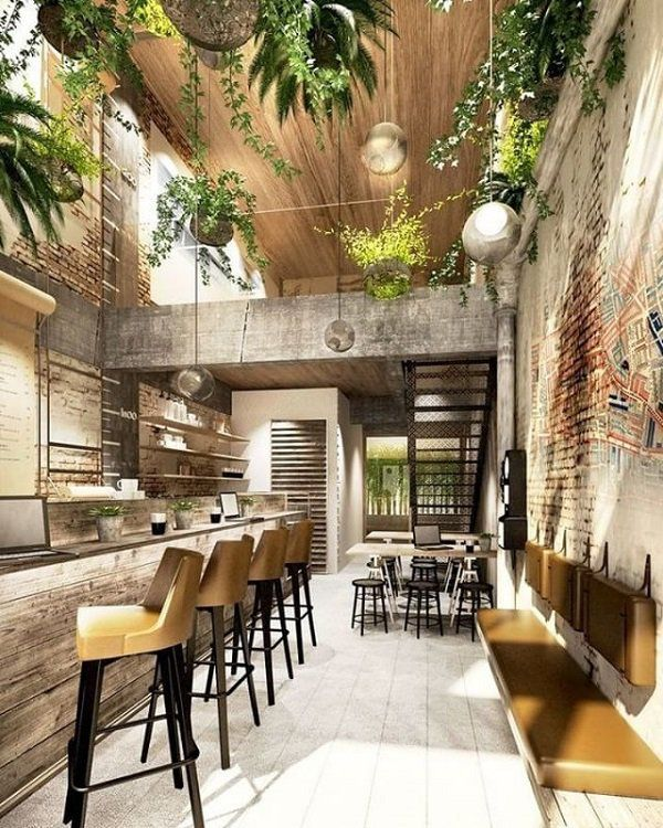 55 Brick Wall Interior Design Ideas Modern, Room and Brick wall