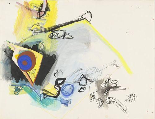 Eva Hesse, Untitled