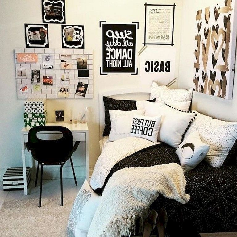 69+ Mini Fisrt Apartment Bedroom Decorating Ideas BEDROOM