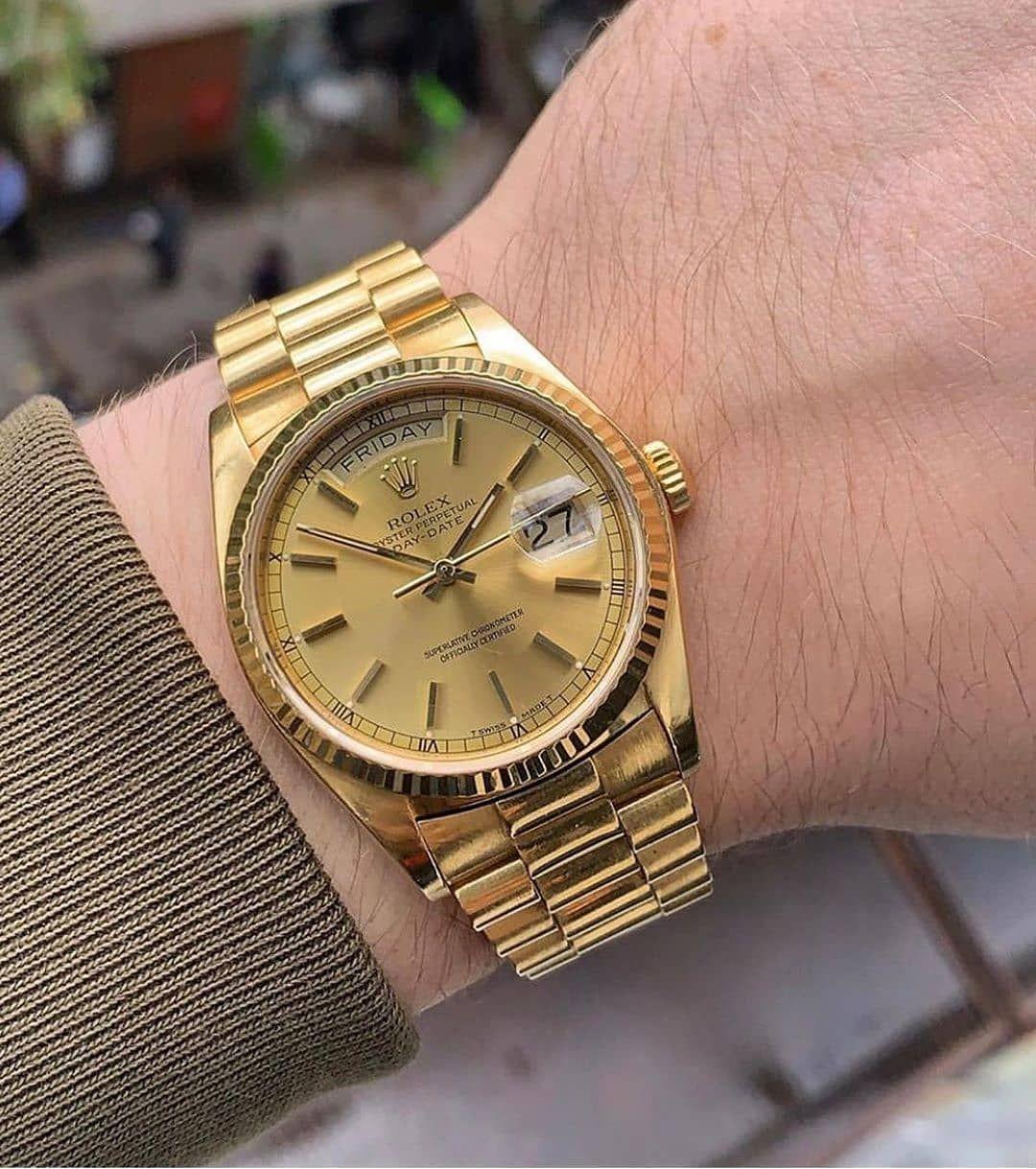 Reloj Dorado Rolex Vintage Rolex Womens Watches Wrist Watch